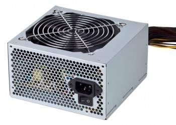 Блок питания Hipro ATX 350W HPE350W (24+4pin) PPFC 2*SATA I/O switch (HiPO DIGI)