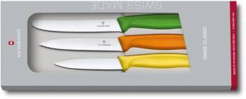 Набор кухонных ножей Victorinox 6.7116.31G ассорти