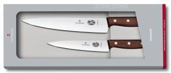 Набор кухонных ножей Victorinox Wood (5.1050.2G)