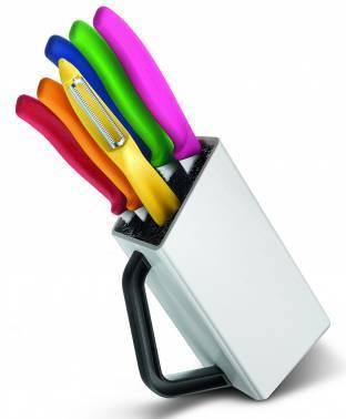 Набор ножей стальной Victorinox ассорти (6.7127.6L14)