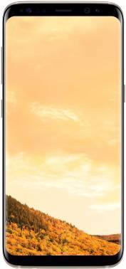 Смартфон Samsung Galaxy S8 SM-G950F 64ГБ золотистый (SM-G950FZDDSER)