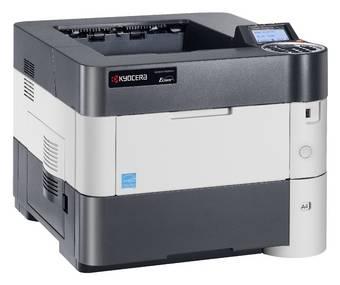 Принтер Kyocera P3050dn черный/белый (1102T83NL0)