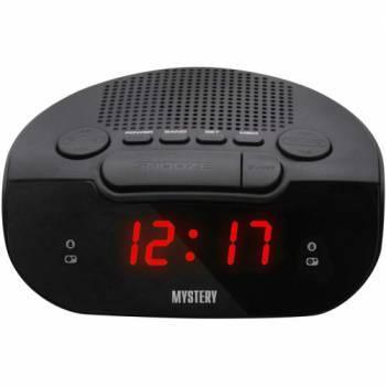 Радиобудильник Mystery MCR-21 черный