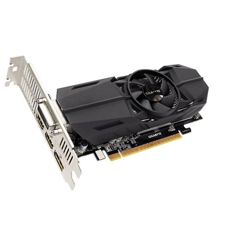 Видеокарта Gigabyte GeForce GTX 1050TI D5 4GL OC 4096 МБ (GV-N105TOC-4GL) - фото 3