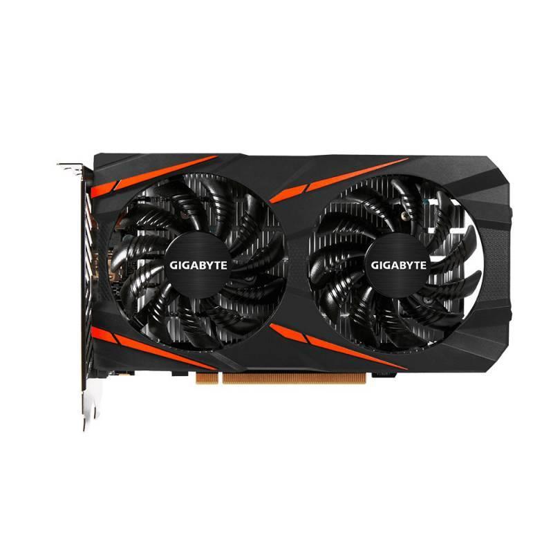 Видеокарта Gigabyte Radeon RX 550 GAMING OC-2G 2048 МБ (GV-RX550GAMING OC-2GD) - фото 3