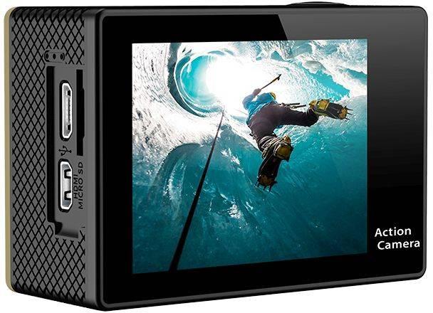 Экшн-камера X-Try XTC H9Rse EKEN серебристый - фото 2