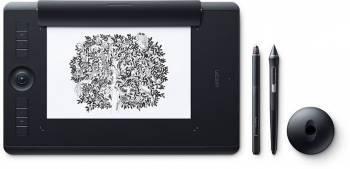 Графический планшет Wacom Intuos Pro Paper PTH-660P-R черный