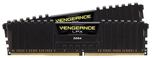Модуль памяти DIMM DDR4 2x8Gb Corsair (CMK16GX4M2Z2666C16) - фото 1