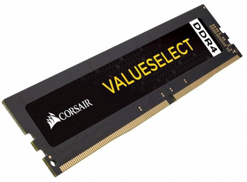 Модуль памяти DIMM DDR4 8Gb Corsair (CMV8GX4M1A2400C16) - фото 1