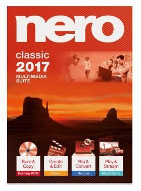ПО Nero 2017 Classic (10070000 / 1484)
