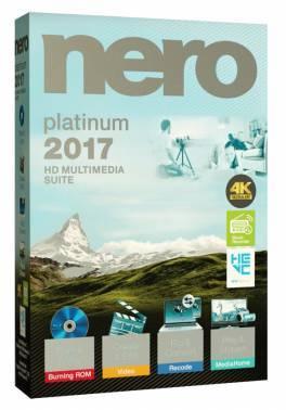 ПО Nero 2017 Platinum (12270000 / 1486)