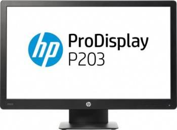 "Монитор 20"" HP ProDisplay P203 черный (X7R53AA)"