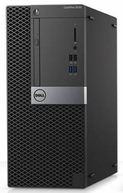 Системный блок Dell Optiplex 5050 черный/серебристый (5050-8299)