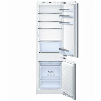 Холодильник Bosch KIN86VF20R серебристый