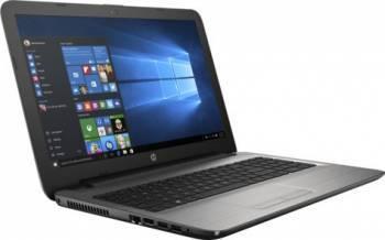 Ноутбук HP 15-ay012ur, процессор Intel Pentium N3710, оперативная память 4Gb, жесткий диск 500Gb, привод DVD-RW, видеокарта Intel HD Graphics 405, диагональ 15.6, 1366x768, Windows 10 64-bit, серебристый (W6Y51EA)