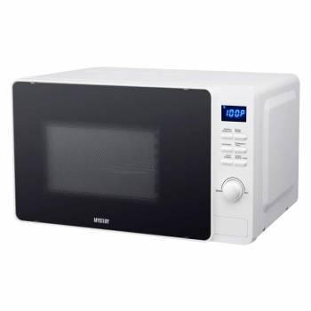 Микроволновая Печь Mystery MMW-2034G белый, мощность 800Вт, объем 20л, электронное управление