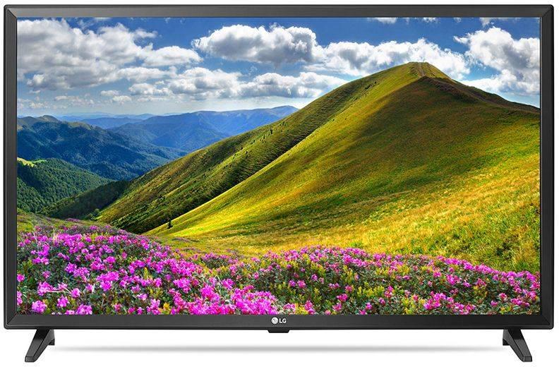 """Телевизор LED 32"""" LG 32LJ510U черный - фото 1"""