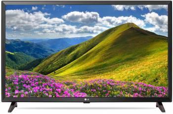 Телевизор LED 32 LG 32LJ610V черный