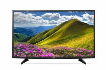 Телевизор LED 43 LG 43LJ510V черный