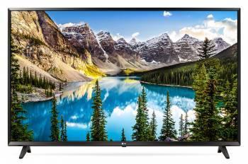 Телевизор LED 43 LG 43UJ630V черный