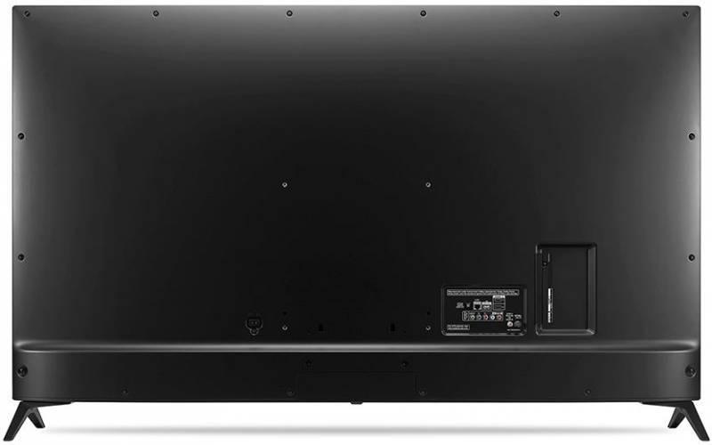 """Телевизор LED 43"""" LG 43UJ651V серебристый - фото 3"""