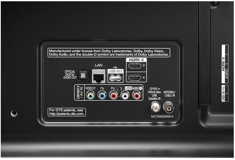 """Телевизор LED 43"""" LG 43UJ651V серебристый - фото 4"""