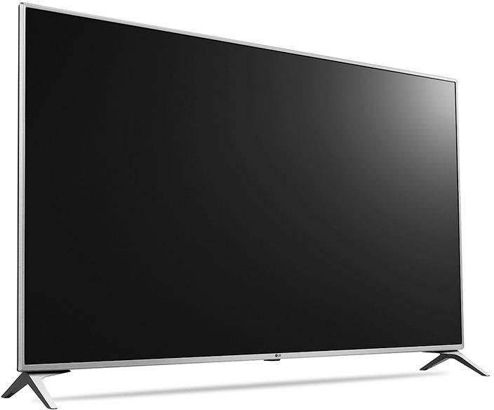 """Телевизор LED 43"""" LG 43UJ651V серебристый - фото 6"""