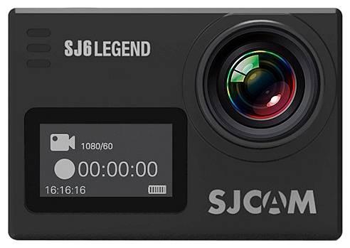 Экшн-камера SJCam SJ6 Legend черный - фото 1