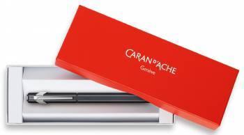 Коробка подарочная Carandache Office 849 (9200.200) для 1-2х ручек красный/белый картон