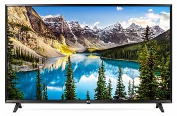 Телевизор LED 49 LG 49UJ630V черный