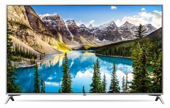 Телевизор LED 49 LG 49UJ651V серебристый