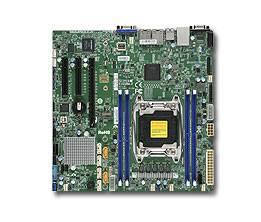 Серверная материнская плата Soc-2011 SuperMicro MBD-X10SRM-F-O mATX - фото 1
