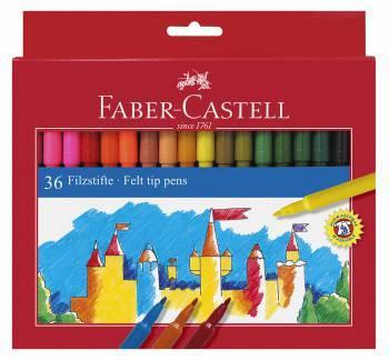 Фломастер Faber-Castell Замок 554236 36цв.