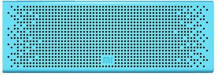 Колонка портативная Xiaomi Mi синий - фото 1
