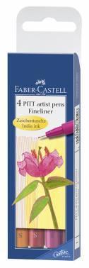 Набор ручек капиллярных Faber-Castell MANGA (167005)