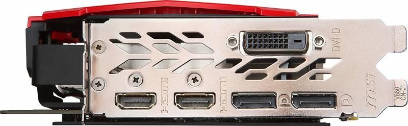 Видеокарта MSI GTX 1080 Ti GAMING X 11G 11264 МБ - фото 6