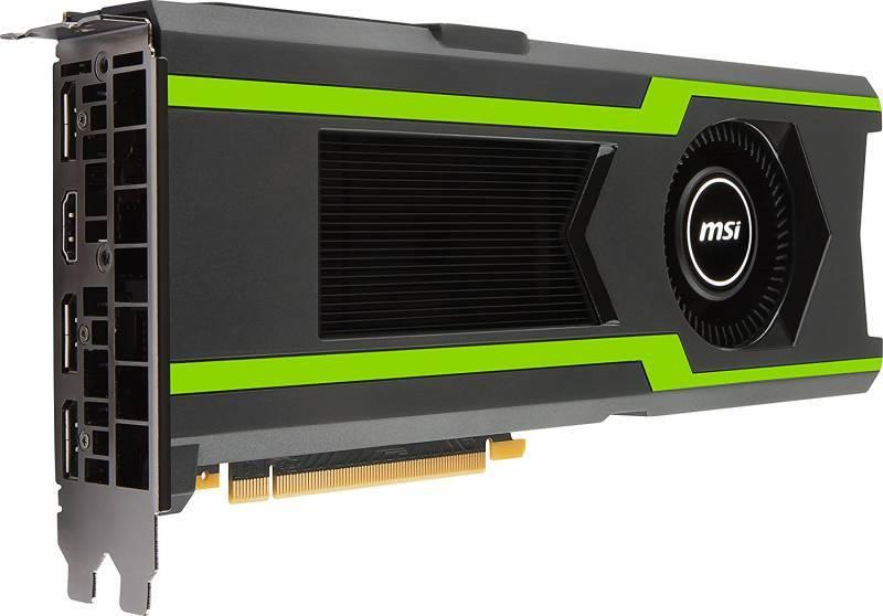 Видеокарта MSI GTX 1080 Ti AERO 11G OC 11264 МБ - фото 4