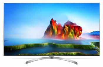 "Телевизор LED 49"" LG 49SJ810V серебристый"