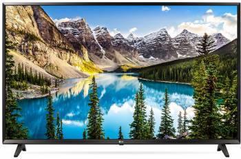 Телевизор LED 55 LG 55UJ630V черный