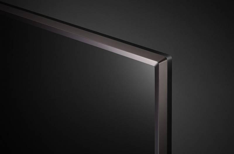 """Телевизор LED 55"""" LG 55UJ630V черный - фото 8"""