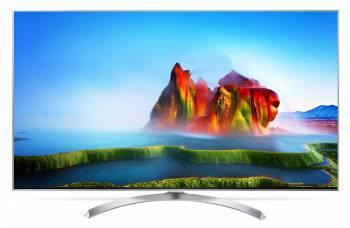 "Телевизор LED 55"" LG 55SJ810V серебристый"