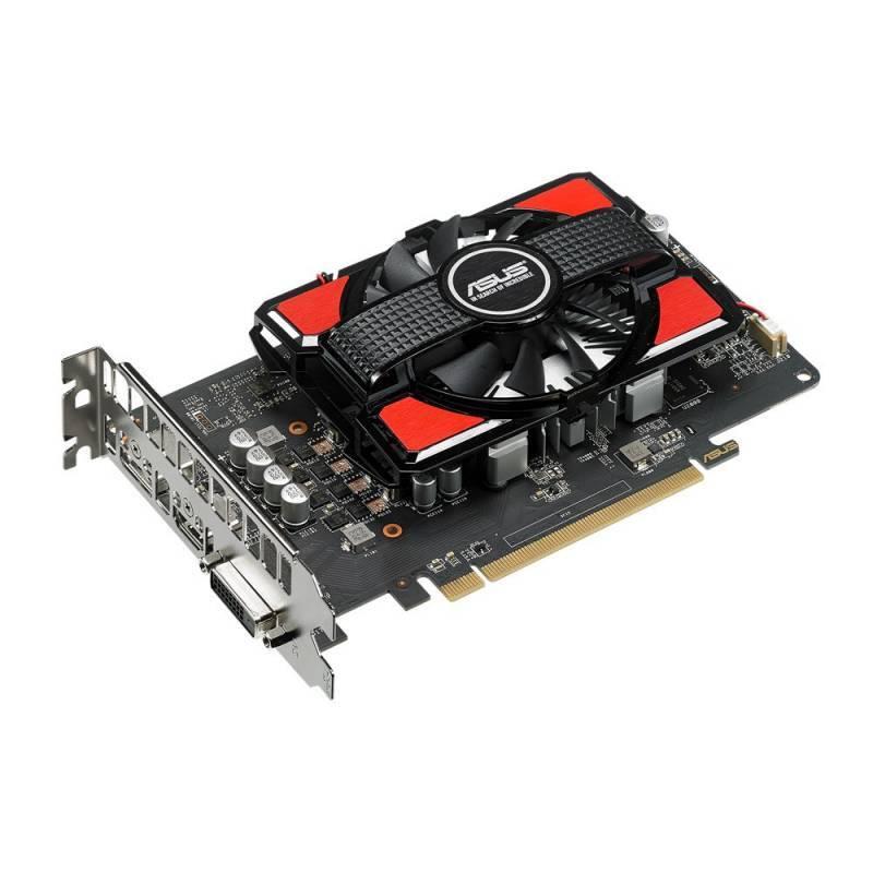 Видеокарта Asus Radeon RX 550 4096 МБ (RX550-4G) - фото 2