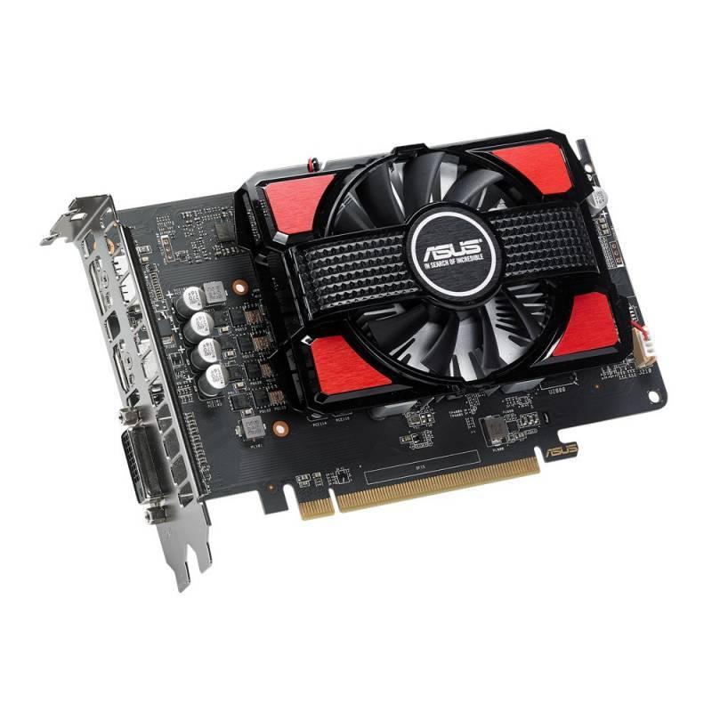 Видеокарта Asus Radeon RX 550 4096 МБ (RX550-4G) - фото 4