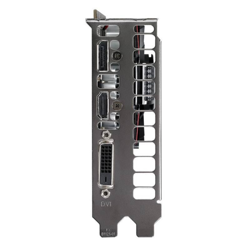 Видеокарта Asus Radeon RX 550 4096 МБ (RX550-4G) - фото 5