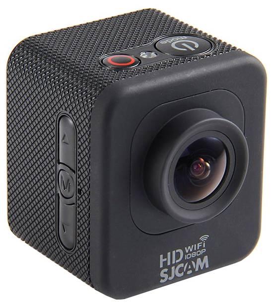 Экшн-камера SJCam M10 WiFi Сube Mini черный (M10 WIFI) - фото 1