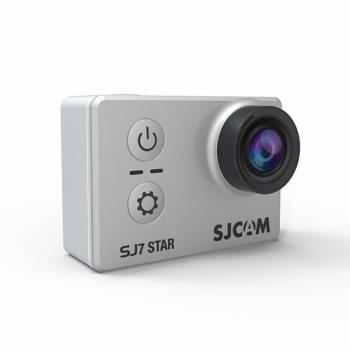 Экшн-камера SJCam SJ7 Star серебристый