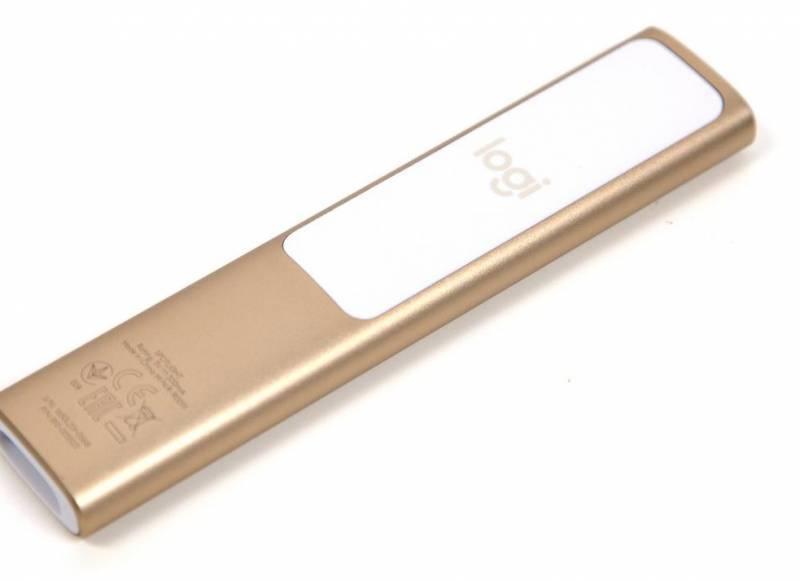 Презентер Logitech Spotlight золотистый (910-004862) - фото 3