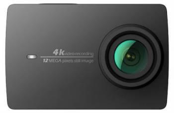 Экшн-камера Xiaomi YI 4K черный