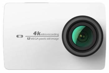 Экшн-камера Xiaomi YI 4K белый