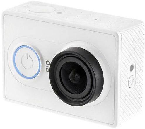 Экшн-камера Xiaomi YI Basic Edition белый - фото 1